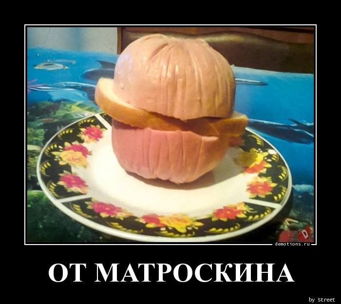 ОТ МАТРОСКИНА