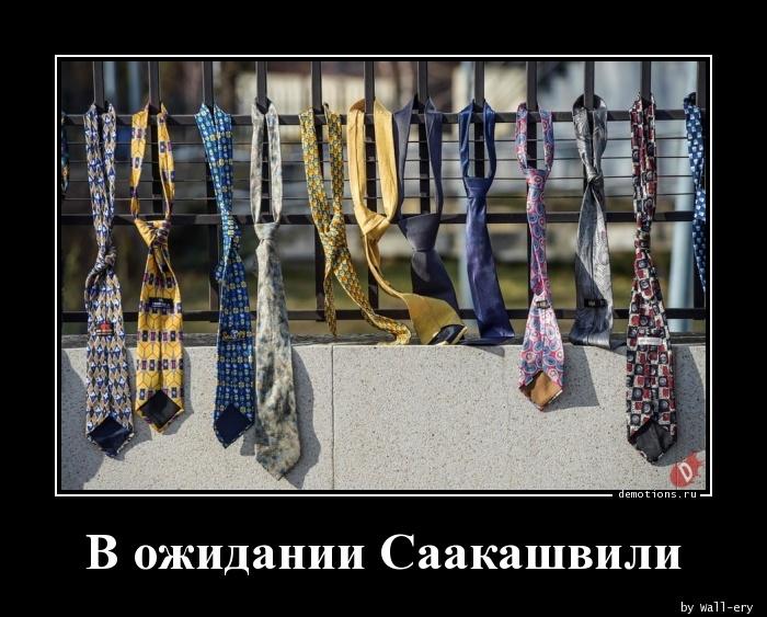 В ожидании Саакашвили