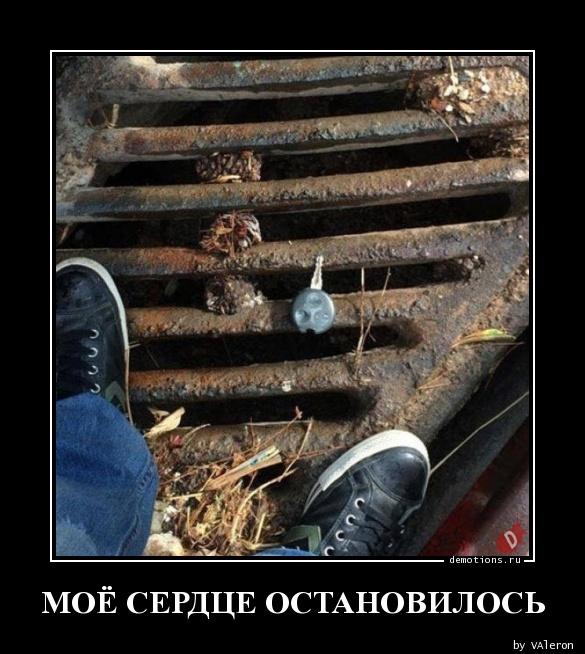 МОЁ СЕРДЦЕ ОСТАНОВИЛОСЬ