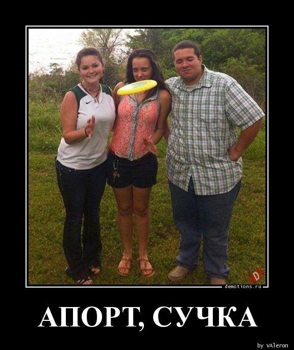 АПОРТ, СУЧКА