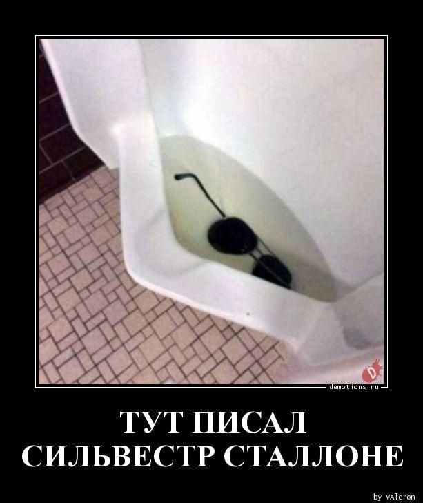 ТУТ ПИСАЛ  СИЛЬВЕСТР СТАЛЛОНЕ