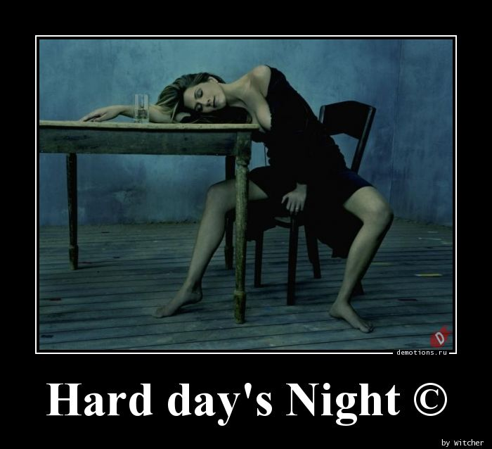 Hard day's Night ©