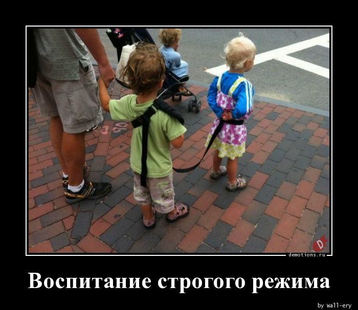 Воспитание строгого режима