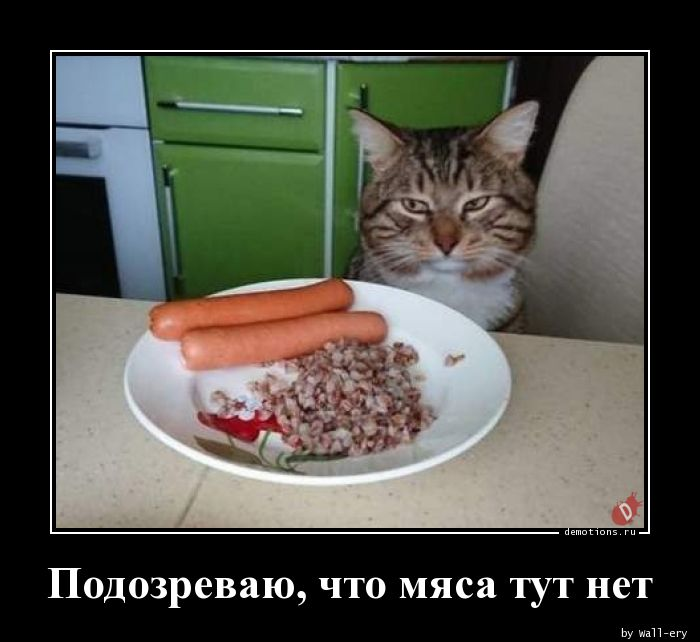 Подозреваю, что мяса тут нет
