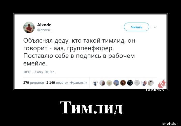 Тимлид