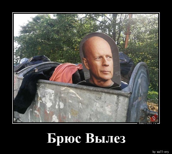 Брюс Вылез
