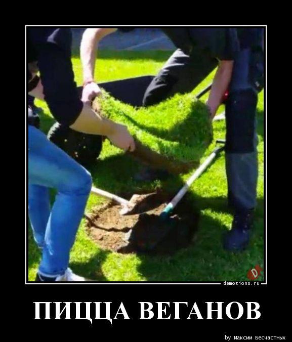 ПИЦЦА ВЕГАНОВ