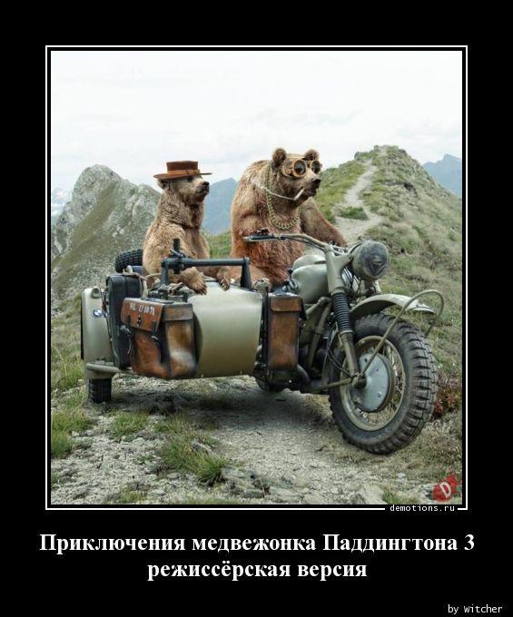 Приключения медвежонка Паддингтона 3  режиссёрская версия