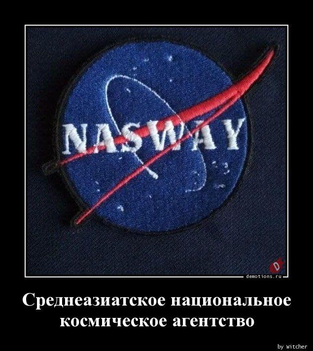 Среднеазиатское национальное  космическое агентство