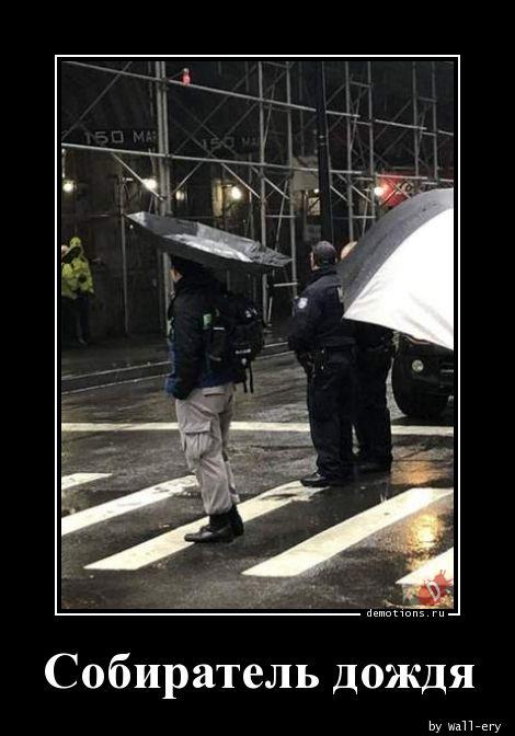 Собиратель дождя