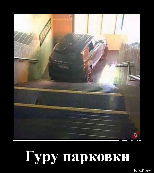 Гуру парковки