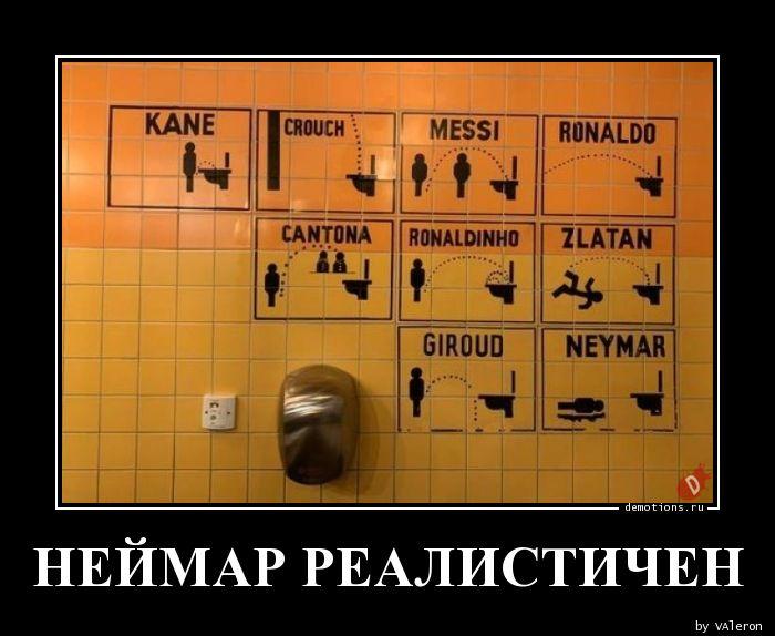 НЕЙМАР РЕАЛИСТИЧЕН