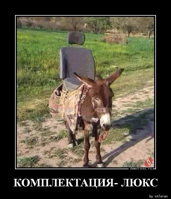 КОМПЛЕКТАЦИЯ- ЛЮКС