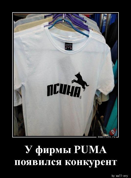 У фирмы PUMA появился конкурент