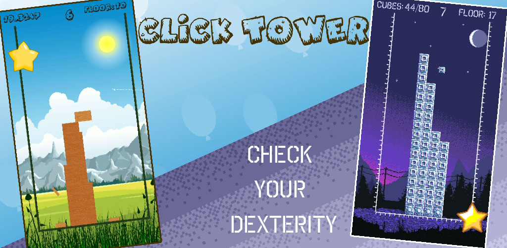 Click Tower - arcade for Android