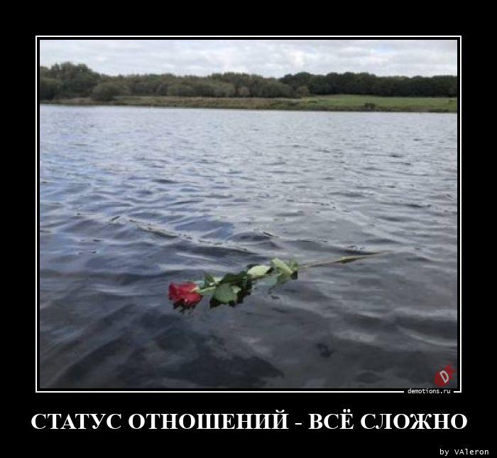 СТАТУС ОТНОШЕНИЙ - ВСЁ СЛОЖНО