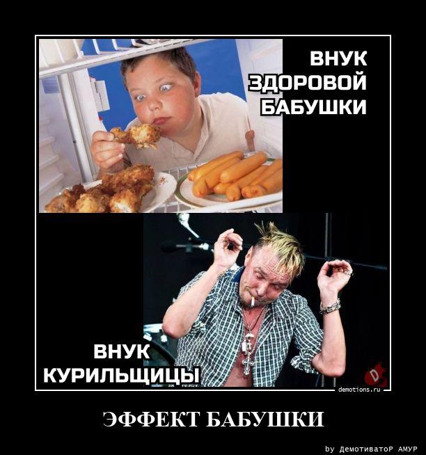 ЭФФЕКТ БАБУШКИ